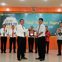 Semangat Hari Guru, Inspirasi KPKNL Biak Goes To Campus IISIP YAPIS
