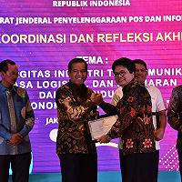 DJKN Terima Penghargaan dari Kementerian Kominfo