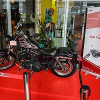 Harley Davidson Laku Rp 133 Juta di Lelang Online Hakordia 2018
