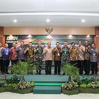 Gubernur Kalbar dan Dirjen Kekayaan Negara Saksikan Pencanangan WBK/WBBM pada Kanwil DJKN Kalbar