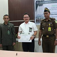 Berlandaskan Komitmen, KPKNL Palopo Canangkan Zona Integritas