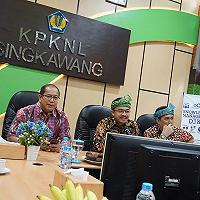 Kunker ke Singkawang, Dirjen KN: Kearifan Lokal adalah Peluang Bagi KPKNL