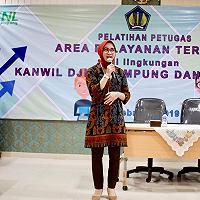 Jalin Sinergi Dengan BRI, KPKNL Bandar Lampung Adakan Pelatihan APT Sekanwil Lamkulu