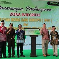 Ombudsman Kalsel Dukung Pembangunan ZI KPKNL Palangkaraya