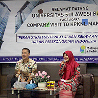 Universitas Sulawesi Barat Lakukan Company Visit ke KPKNL Makassar