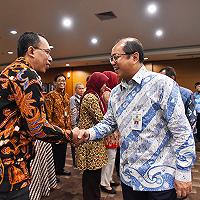 Pelantikan Pejabat Fungsional Lelang, Dirjen KN: Jaga Integritas!