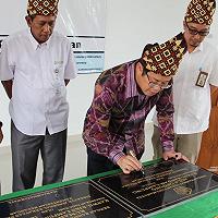 Dirjen Kekayaan Negara Resmikan Dua Gedung Negara di Lampung