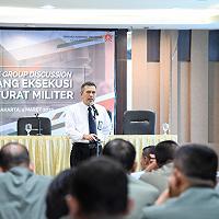 DJKN, Itjen Kemenkeu dan Oditurat Militer Lakukan Kordinasi terkait Lelang Hasil Rampasan