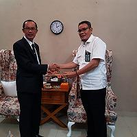 Kanwil SJB Serahkan Aset  ABMA/T kepada Pemerintah Kota Palembang
