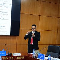Signifikansi PMN Terhadap Kinerja BUMN Jadi Bahasan Dalam  Workshop on Reforming State-Owned Enterprises in Asia di Vietnam