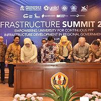Infrastructure Summit 2019, Sri Mulyani: Infrastruktur Tidak Bisa Menunggu