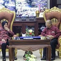 DJKN Serahkan Tanah 1.452 m2 Ke Pemkot Surabaya Untuk Pendidikan