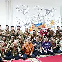 Kunjungi KPKNL Surakarta, Dirjen Kekayaan Negara: Mutasi Merupakan Kebijakan yang Universal