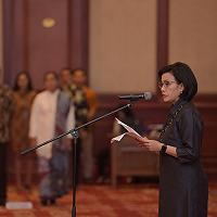 Lantik Pejabat Eselon II dan III, Menkeu Ajak Jajaran Kementerian Keuangan Jaga Persatuan dan Kebhinekaan