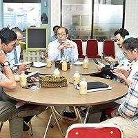 DJKN Berikan Pencerahan ke Wartawan terkait Holding BUMN