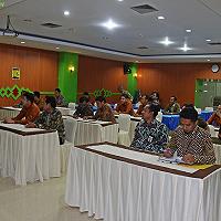 Pejabat Fungsional Penilai Pemerintah Harus Fokus dalam Pekerjaan dan Profesional