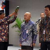 Sri Mulyani Harapkan Dirut Baru PT SMI Bawa Perkembangan Eksponensial