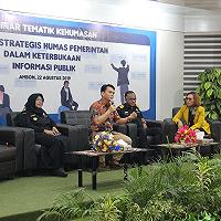 Humas Punya Peran Strategis dalam Keterbukaan Informasi Publik