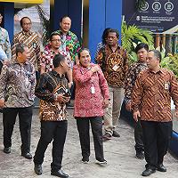 Berkunjung ke Ternate, Inspektur Jenderal Sapa Pegawai KPKNL Ternate