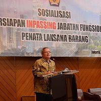Sosialisasi Persiapan Inpassing JFPLB, Direktur BMN: Peran JFPLB Sangat Penting dalam Pemindahan Ibu Kota Negara