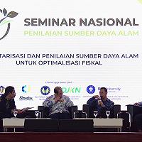 Seminar Nasional Penilaian SDA, Dirjen Kekayaan Negara: Penilai Pemerintah Penting Memiliki Kapasitas Penilaian SDA