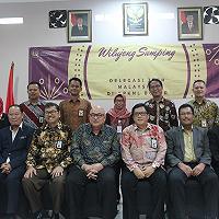 KPKNL Bogor Terima Kunjungan Delegasi JPPH Malaysia