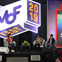 Mofest 2019, Walikota Surabaya: Buatlah Kegagalan Takut Menghampiri Kita