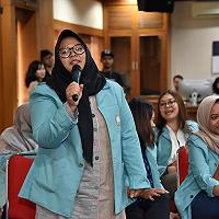 Kunjungi DJKN, Mahasiswa Komunikasi UNS Pelajari Humas Pemerintah