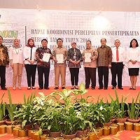 Optimis Selesaikan Sertifikasi Aset Negara, DJKN-BPN Tingkatkan Koordinasi Sambut Target 2020