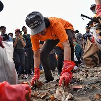 Dukung Pengendalian Sampah dan Pemeliharaan Alam Indonesia, Kemenkeu Lakukan Bersih Pantai
