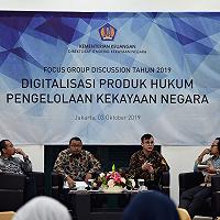 DJKN Segera Wujudkan Digitalisasi Produk Hukum Pengelolaan Kekayaan Negara