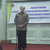 Resmi Jadi Aset Pemkot Cirebon, Stadion Bima Sumbang Jumlah Ruang Terbuka Hijau Hingga 3%