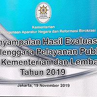 KPKNL Jakarta IV Raih Penghargaan Unit Pelayanan Publik dari KemenPan-RB