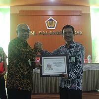 KPKNL Palangka Raya Raih Juara I Penatausahaan Arsip