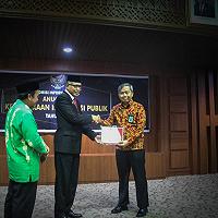 DJKN Aceh Terima Anugerah Keterbukaan Informasi Publik Tahun 2019