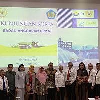 Banggar DPR Apresiasi Capaian Kerja Kemenkeu Kalsel