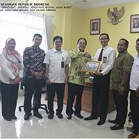 Turut Sukseskan Pemilu 2019, KPKNL Cirebon Dapat Penghargaan dari KPU