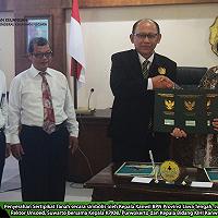 Penyerahan Sertipikat kepada Universitas Jenderal Soedirman, Momentum Awal Program Percepatan Sertifikasi BMN Berupa Tanah di Tahun 2020