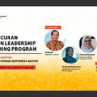 """Teladani Kartini, Kemenkeu Luncurkan """"Woman Leadership Coaching Program"""""""
