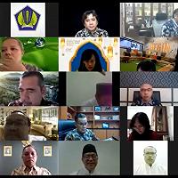 DJKN Gelar Silaturrahmi Idul Fitri Virtual