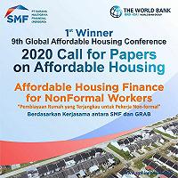 SMF Raih Juara Pertama Call For Papers 2020 World Bank