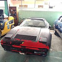KPKNL Pontianak Lelang Mobil Ferrari dan Chevrolet