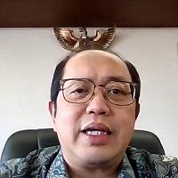 Webinar ZI-WBK/WBBM Sekretariat, Dirjen KN Ajak Jajarannya Tetap Jaga Integritas di Era New Normal