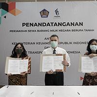 Tandatangani Perjanjian Sewa Tanah Hulu Migas, Dirut PT TGI Puas dengan Layanan DJKN