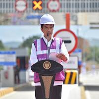 Presiden Resmikan Jalan Tol Sigli-Banda Aceh, Hasil Pendanaan Pembebasan Lahan LMAN