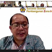 Webinar Success Stories Pembangunan ZI, Dirjen KN: Sinergi dan Kolaborasi Eskalasi Integritas Organisasi