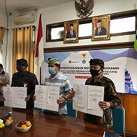 DJKN, LPEI, dan Pemkab Klungkung Bersinergi Tingkatkan Kualitas Ekspor Daerah