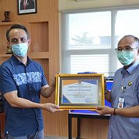 Kanwil DJKN Kalbar Raih Penghargaan Terbaik II dalam Konsistensi Target IKPA