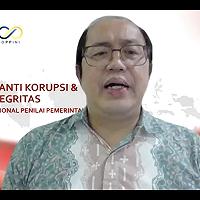 Penandatanganan Ikrar Integritas Penilai, Dirjen KN : Integritas Adalah Kunci Keberhasilan