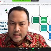 RUPS Tahunan PT SMI Sahkan RKAP Tahun 2021